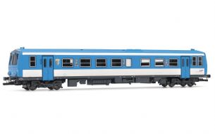 Jouef HJ2318 (H0 1:87) SNCF, diesel Railcar X2100 light blue/white livery